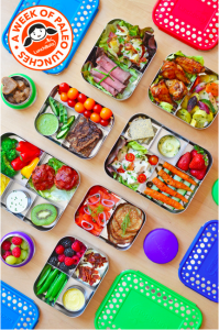 Looking for great lunch and snack ideas to spice up your lunches and keep that keeps the vending machine at bay? Check out Nom Nom Paleo for great, healthy lunchbox ideas.